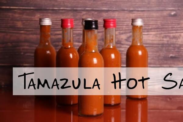 Tamazula Hot Sauce
